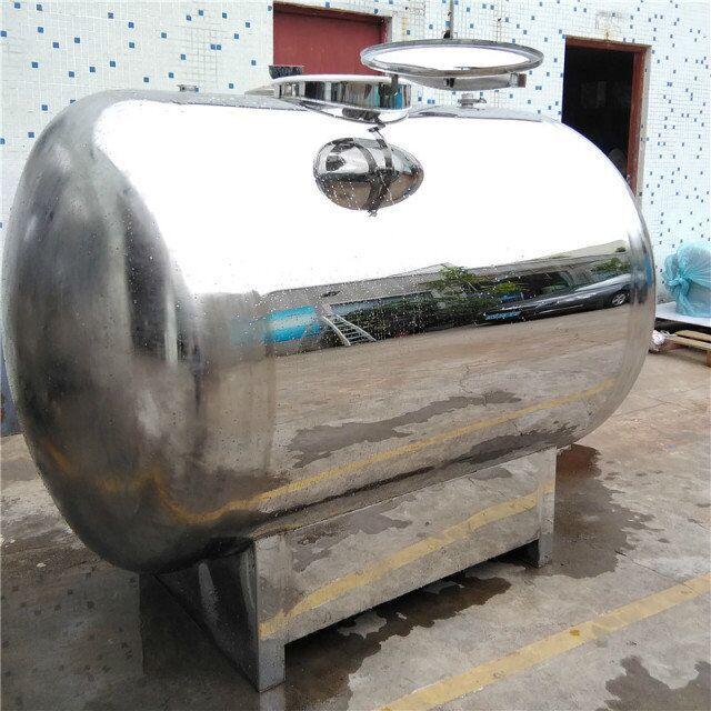 晨兴直销顺德不锈钢水塔生活楼顶水箱无菌水箱