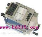 中西 手摇式摇表/兆欧表摇表/绝缘电阻表 库号:M340377 型号:SHXL-ZC25