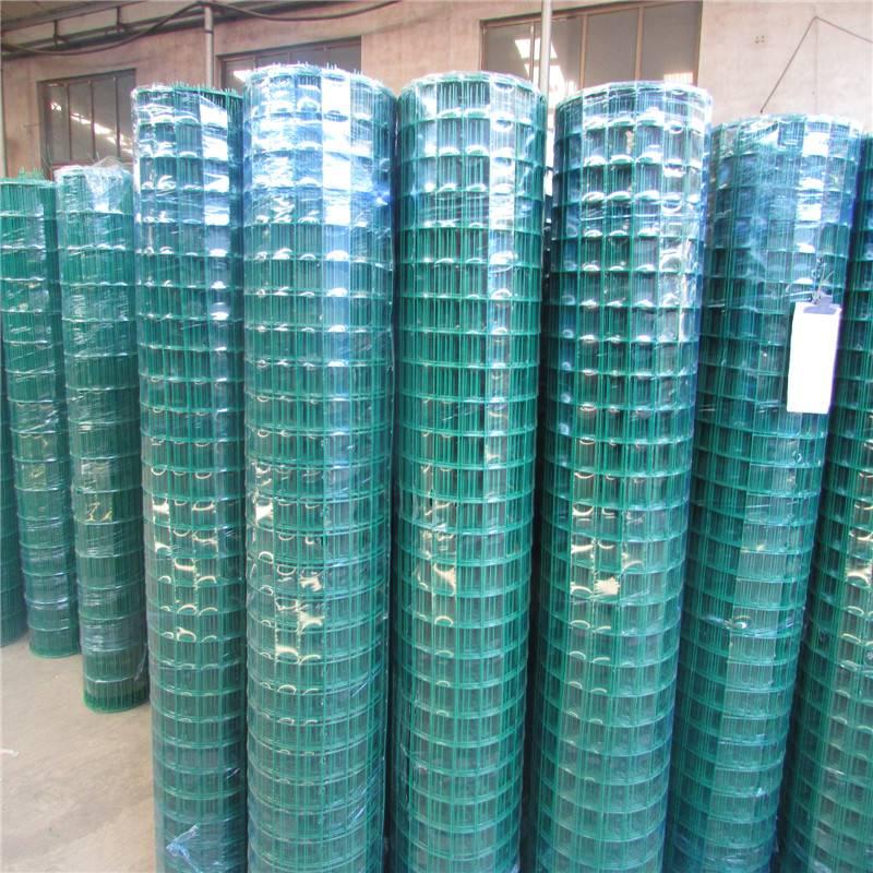 草绿色铁丝网 养殖围网 荷兰网厂家
