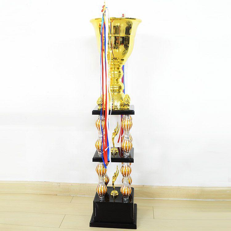 【广州精兴厂家定制】合金奖杯 少儿模特比赛奖杯1186
