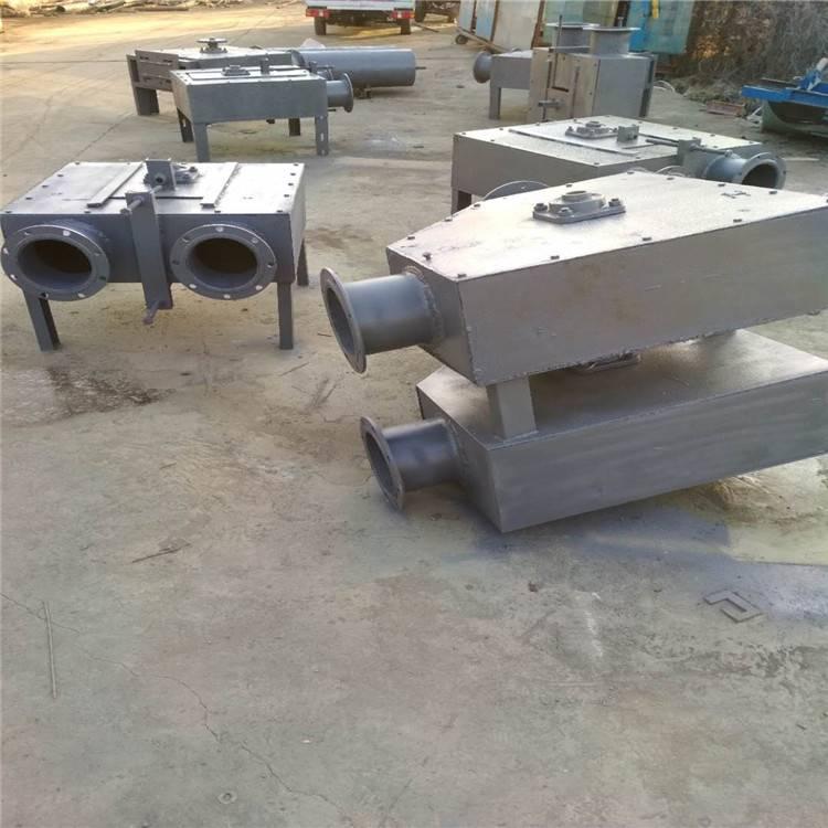 六九重工 管链输送机厂家 仙桃市 袋装化肥铝型材输送机 电控化升降式输送机