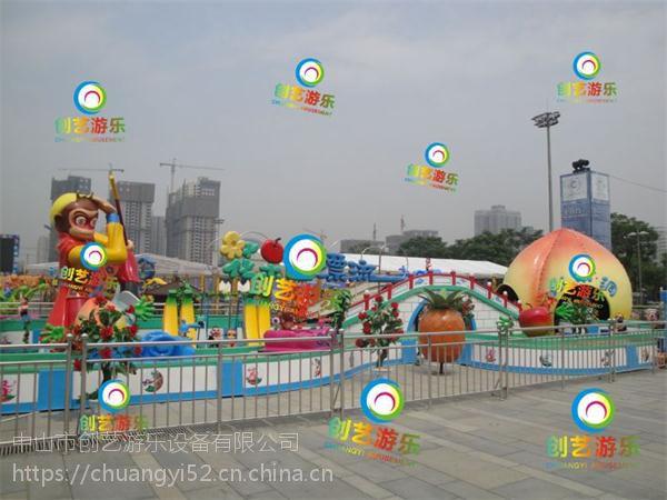 沈阳创艺公园2017新花果山漂流果果漂流游艺设施厂家火爆畅销