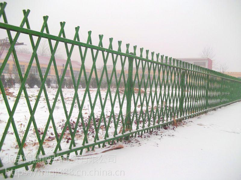 许昌烤漆围墙栏杆,HC许昌仿竹交通护栏,201竹节管篱笆栅栏,锌钢围墙栅栏