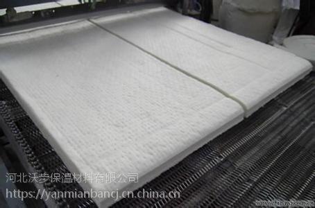 硅酸铝耐火纤维毡,高温隔热硅酸铝纤维毯