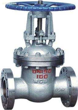 Z41H-100C楔式高压闸阀厂家 上海疆南阀门楔式闸板式和平行闸板式Z41H-100C型闸阀