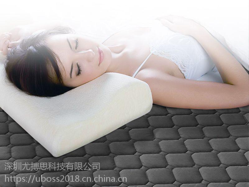 尤搏思水暖毯电热毯双人安全无辐射家用水循环电褥子乳胶床垫