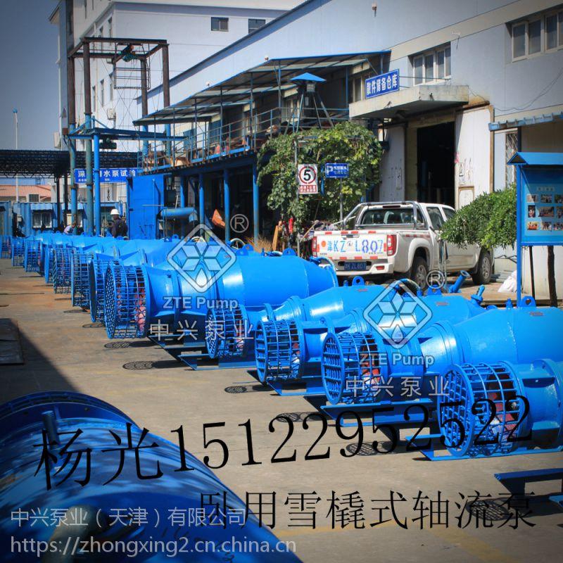 700QZ-50雪橇式轴流泵生产厂家