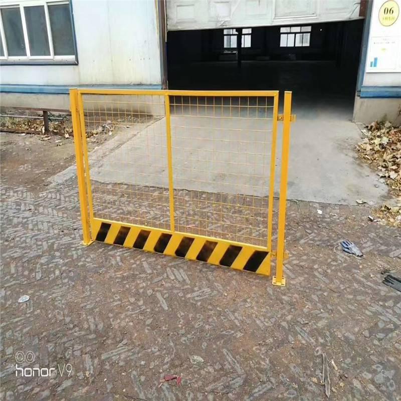基坑警示围栏 安全护栏网 施工现场隔离网