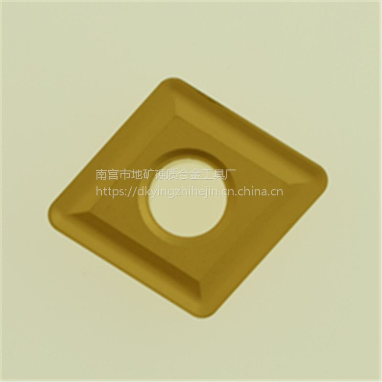 株洲钻石硬质合金数控刀具CNMG120412-YBC251通槽车刀片