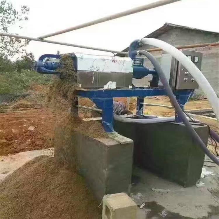 高质量大量处理猪粪 固液分离机型号 润丰