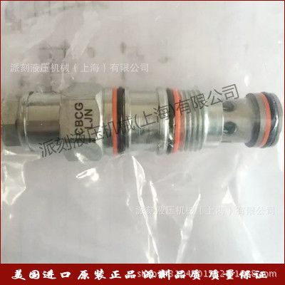 美国原装进口SUN抗衡阀 CWCA-LHN 透气型 设定压280BAR 导压比3:1,1:1
