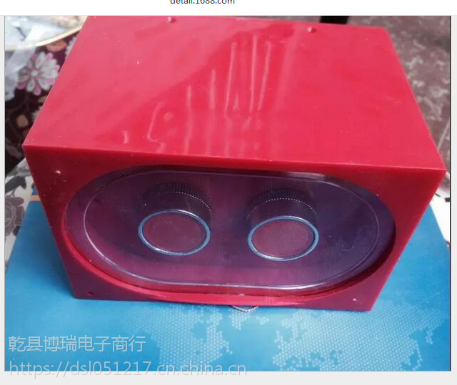 骊创【XJA-1SBRE】事故按钮-单孔红色质量保证欢迎订购
