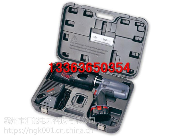 进口充电式压接钳 美国KuDos压线钳HEC-U27线缆压接机汇能