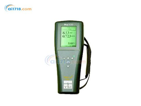 美国YSI PRO2030多参数水质测温仪