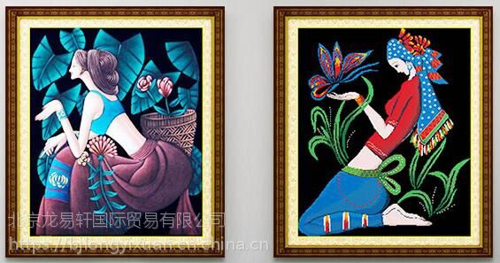龙易轩钻石画开启加盟创业全新模式