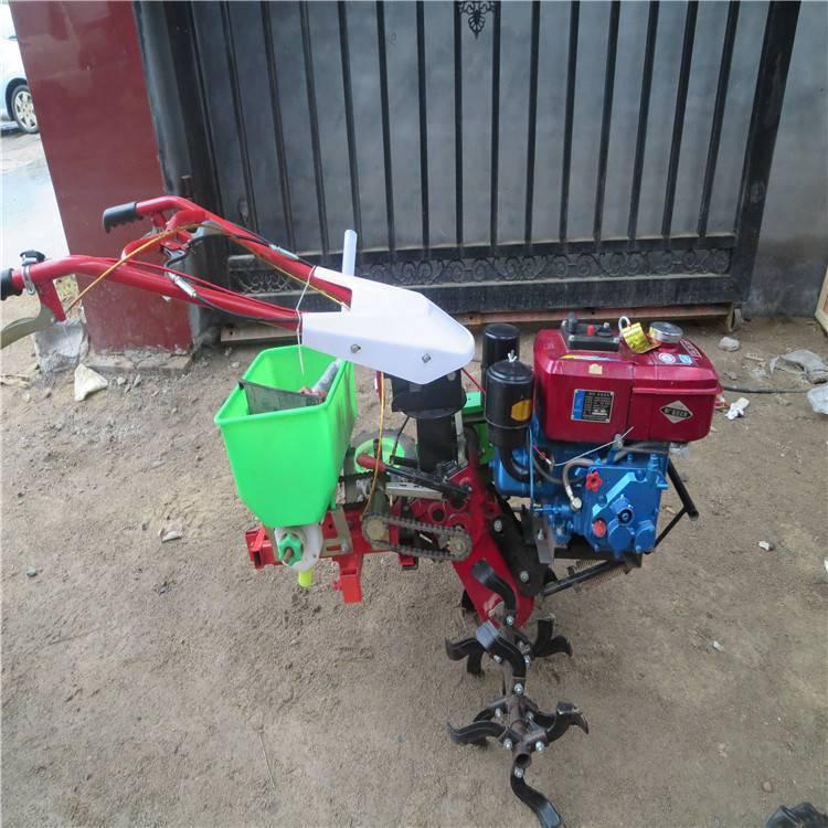 柴油7.5马力旋耕机 可以开沟除草的旋耕机润众