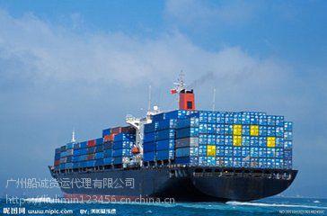 大连到广州海运费用航线查询