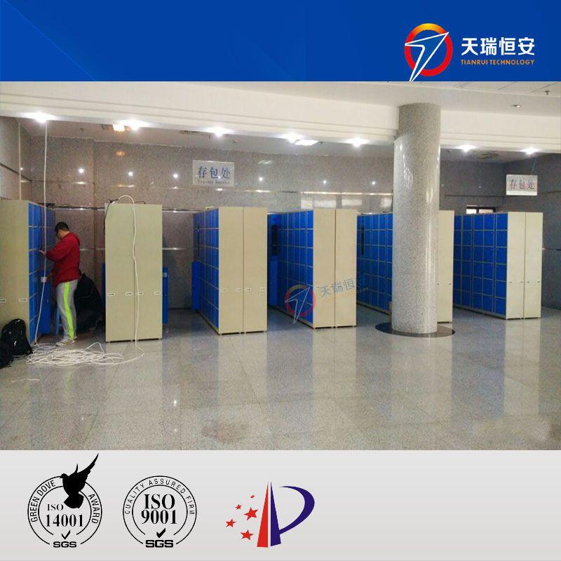 天瑞恒安 TRH-KL-980 联网智能更衣柜,联网智能存衣柜