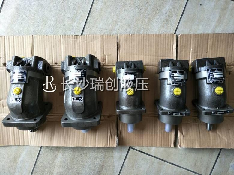 长沙瑞创A2FE125/61W-VZL减速机掘进机高速行走液压马达厂家直销