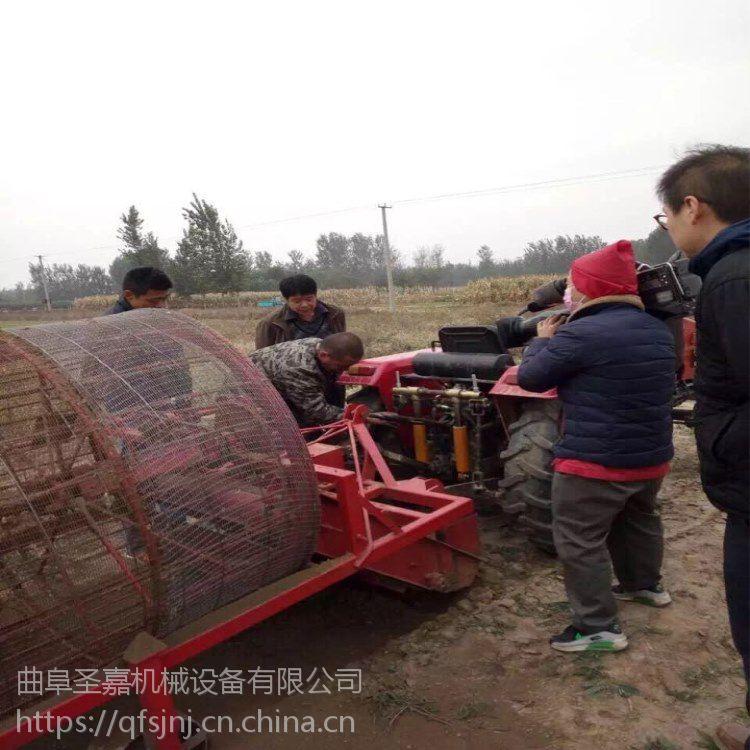 黄芪挖掘机价格 丹参 板蓝根药材收获机多少钱