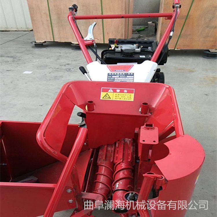 手扶车带玉米收获机 小型收玉米机