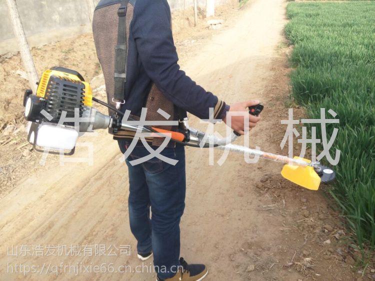 背负式割稻机 新型背负式割草机