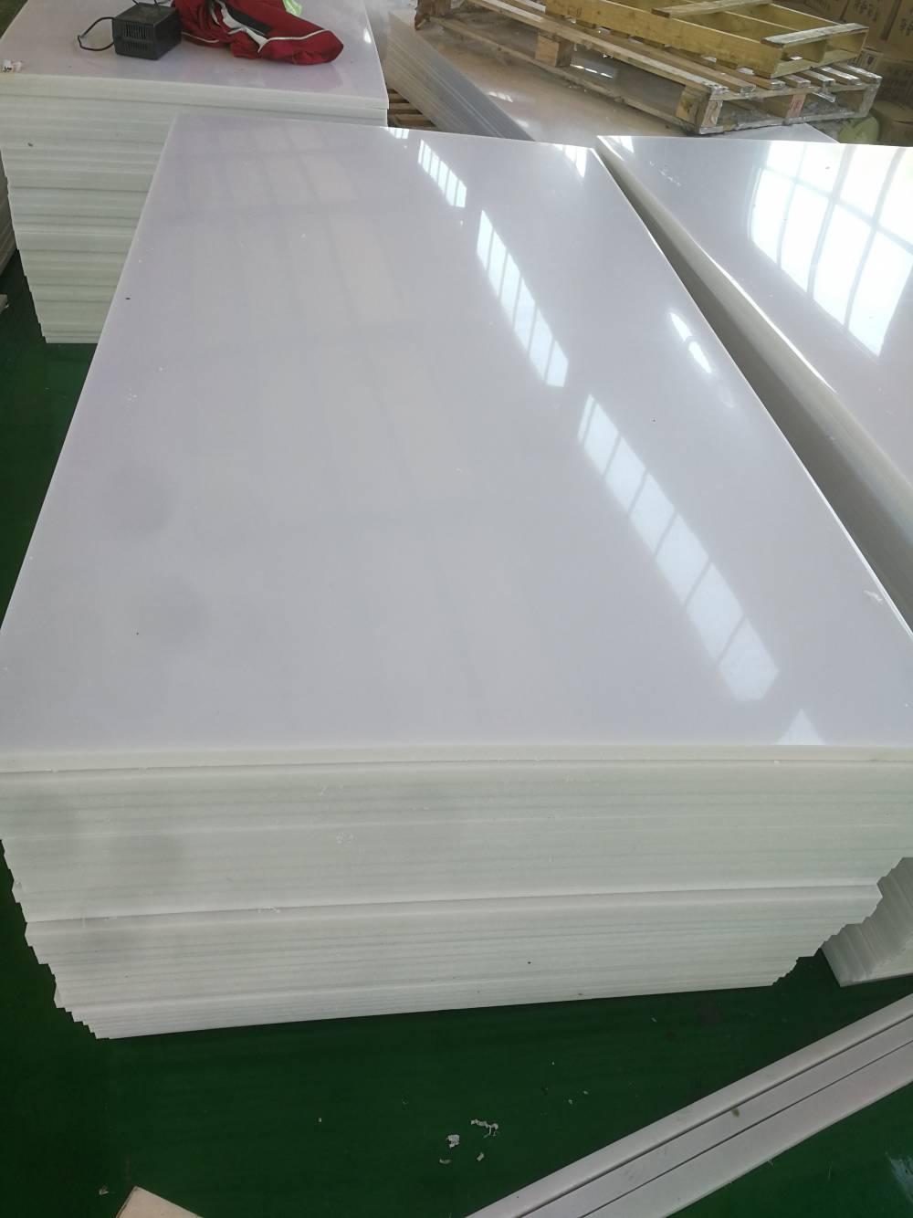 高分子耐磨树脂衬板 工程塑料树脂衬板防腐料斗塑胶衬板直销
