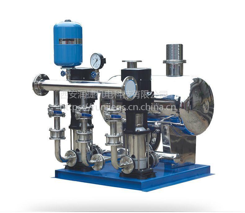 岐山无负压给水加压供水 岐山恒压增压二次给水器 RJ-2142