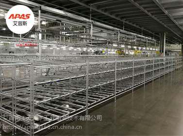 天津艾普斯供应工业仓储货架,铝型材货架,铝镁合金
