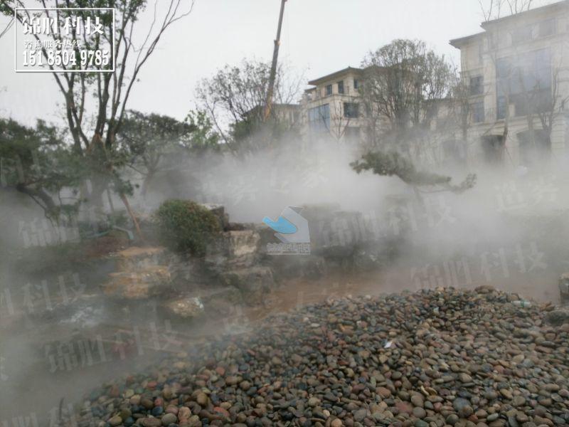 贴吧景区人造雾造景,雾森园林免费设计,行房喷雾屋设计方案图片