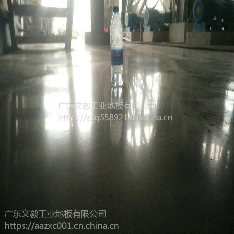 惠州龙华厂房金刚砂起灰处理 车间耐磨地面硬化 仓库旧地面清洗打蜡