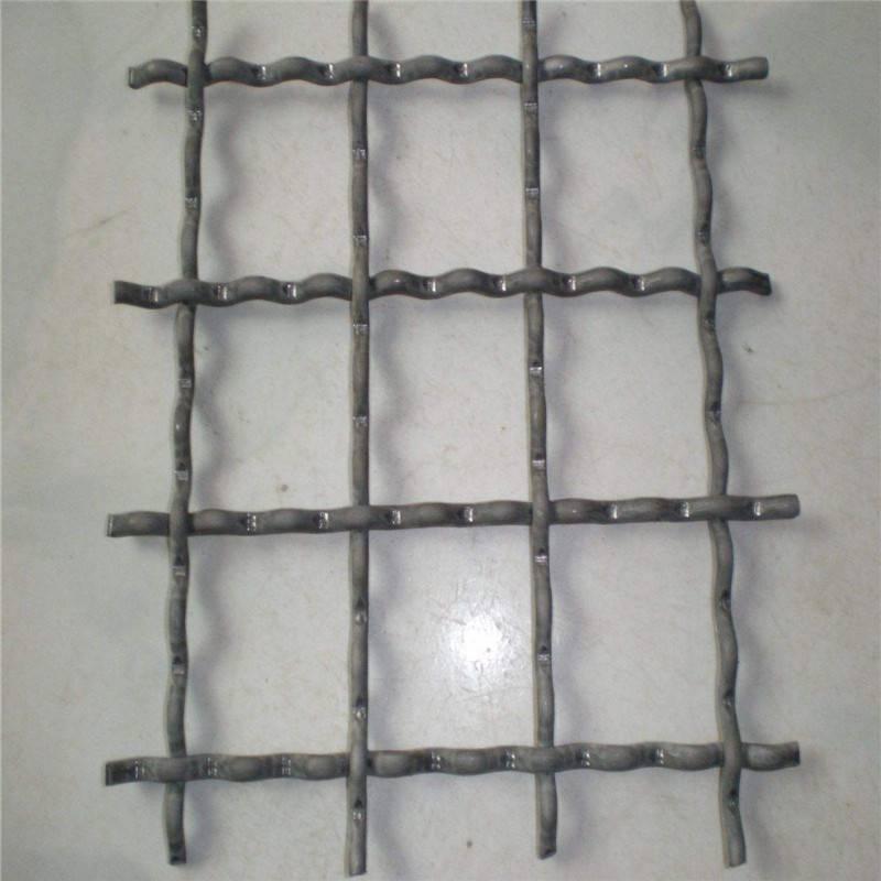 沈阳异型轧花网 哪里有轧花网 建筑编织网