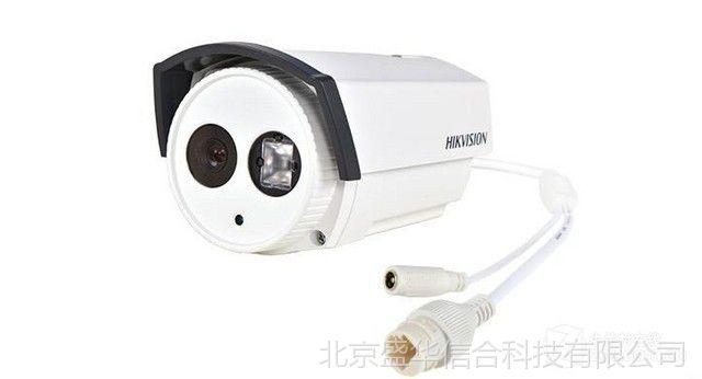 """海康130万1/3""""CMOS ICR日夜型筒形网络摄像机 高清监控摄像机"""