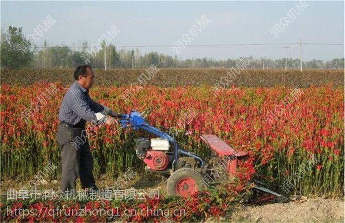 大中小型稻谷割晒机 适用于成熟不一致作物 收获割晒机