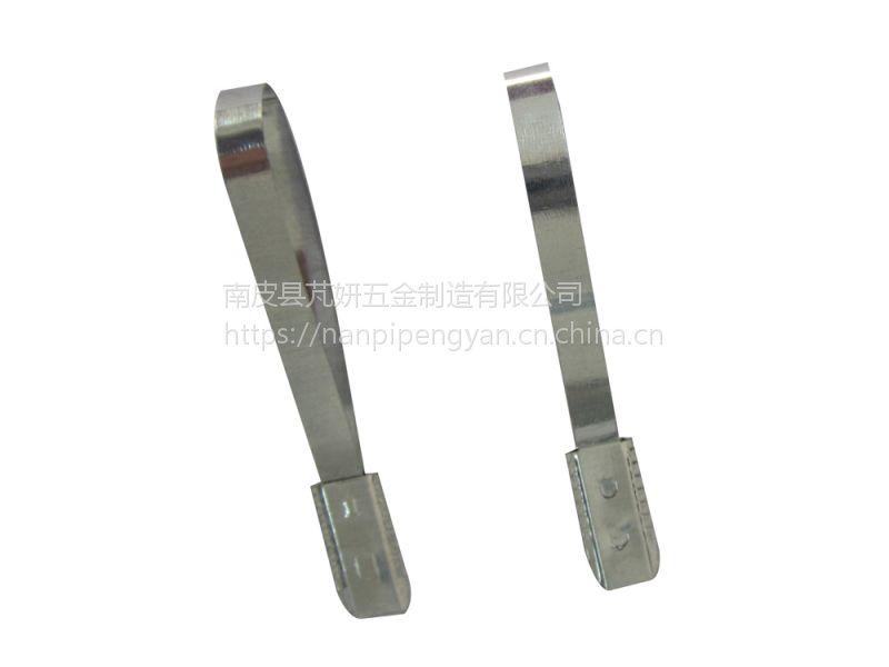 厂家供应捆扎锁,标牌锁,芃妍五金标牌扣,不锈钢捆扎锁
