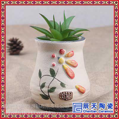 陶瓷大花盆图片和价格 陶瓷花盆批发市场 花盆批发