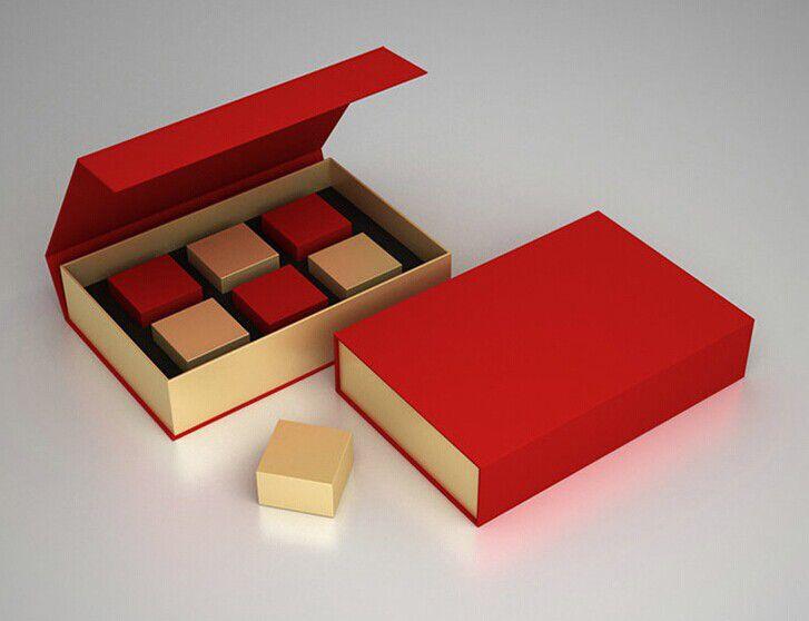 精美创意小型礼品盒 礼物盒 高档翻盖饰品包装盒 可订做图片