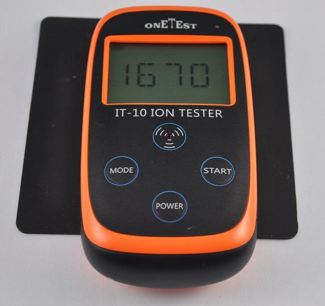 便捷式固体负离子检测仪IT-10
