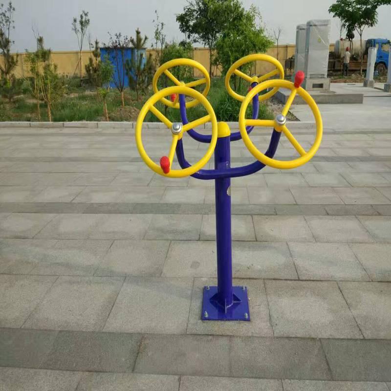 工厂价直销双人平步机健身器材质优价廉,双人荡椅健身用【奥博牌】,价格优惠