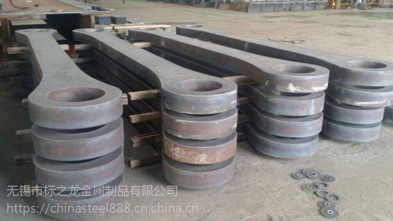 Q420高强钢板保材质专业出售长期供应可切割圆形法兰异形