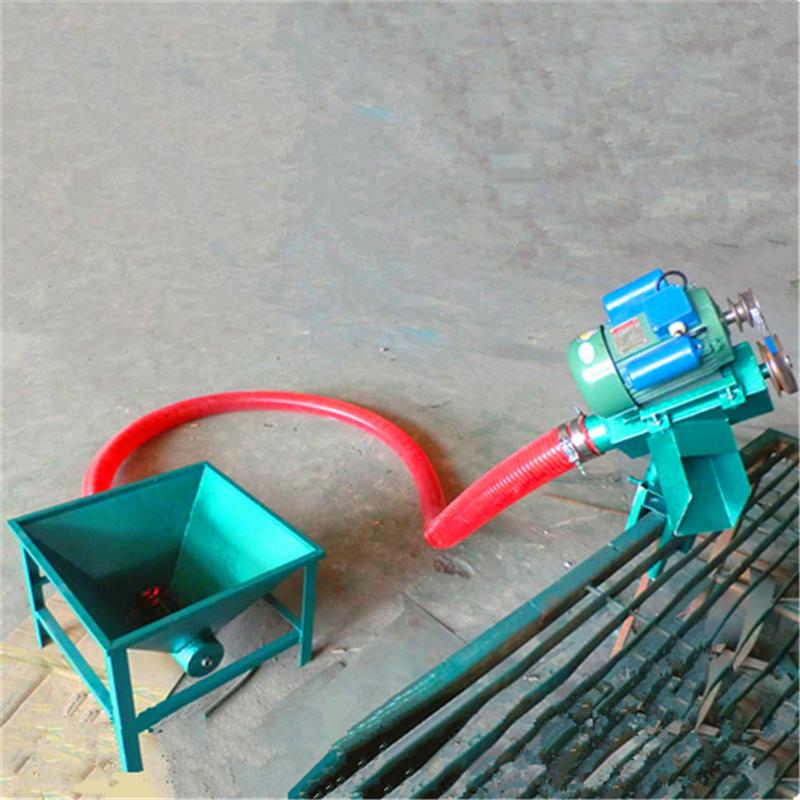 装仓用颗粒质车载吸粮机 小型电机带动蛟龙输送机