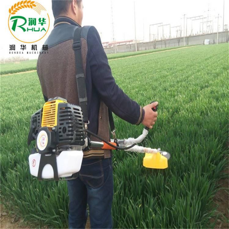 效率高园林割草机 操作简单新型割草机 多功能锄草机价格