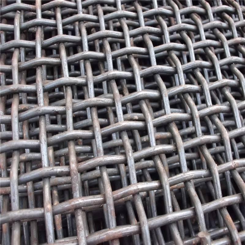 轧花网原材料 矿筛轧花网批发 编织网计算