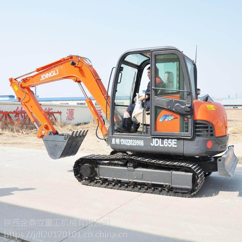 三一55型挖掘机多少钱进口配置小型履带挖掘机厂家发货