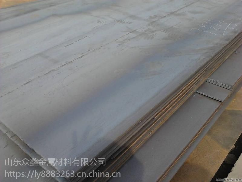 东营市65锰钢板5毫米厚低价批发济钢现货可用于金属制品