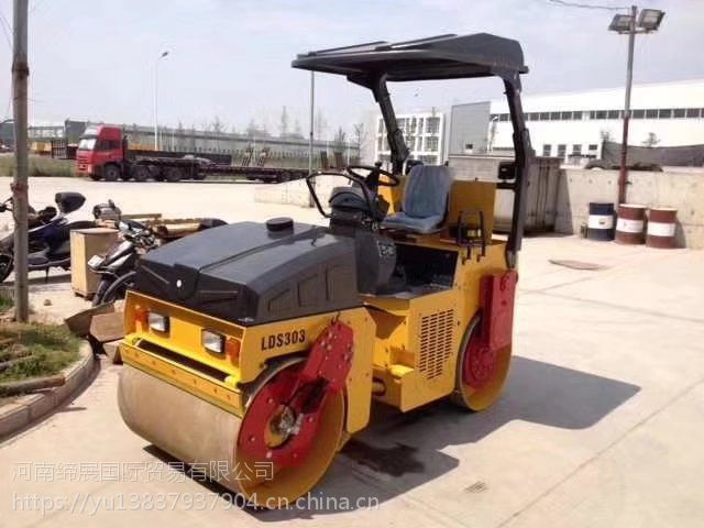 GYD03双钢轮振动压路机