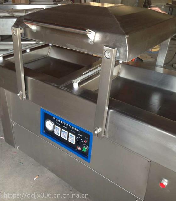 厂家供应强大600真空包装机休闲食品真空包装机