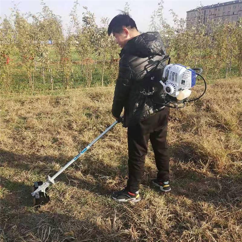 果树下面除草机 普航玉米地除草机 二冲程背负式开沟松土机报价