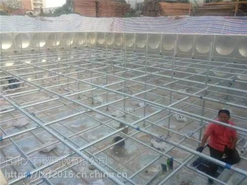 天水腾瑞达厂家直销不锈钢水箱10L 15393114080