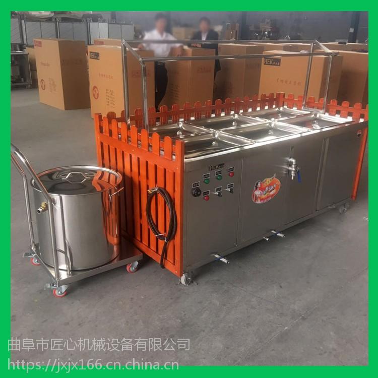 济宁 油皮机 小型流水线 厂家 匠心机械